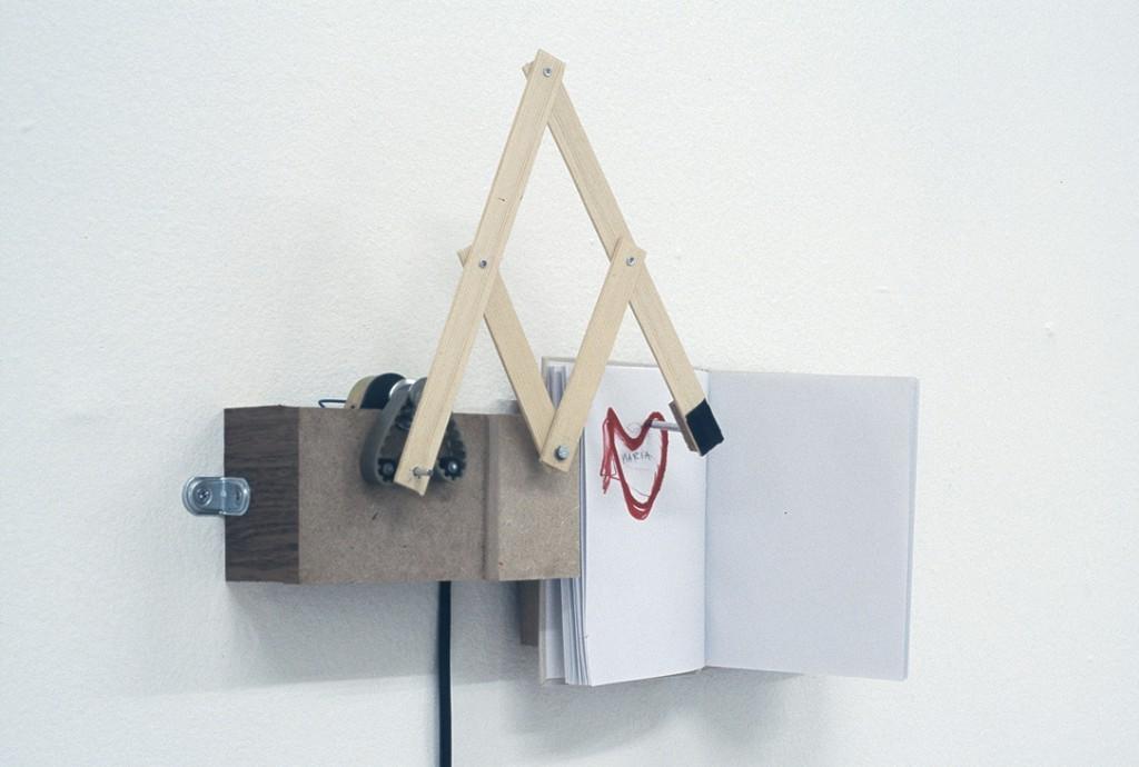 Heart drawer